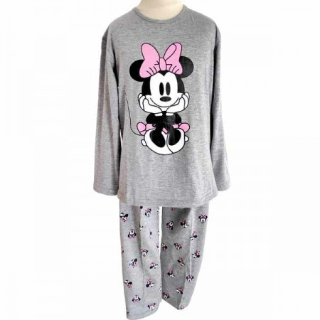 PJA 010819 Minnie Mouse Grey