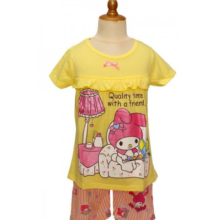 HPA 010515 My Melody Yellow