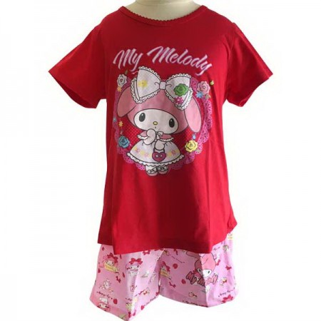 HPA 011217 My Melody Red
