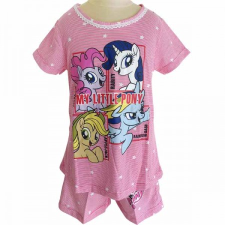 HPA 020418 Little Pony Pink Stripe