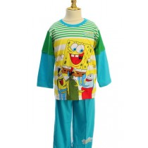 PJA 010314 Spongebob Blue Green