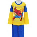 PJA 010917 Spiderman Yellow