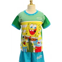 HPA 010314 Spongebob Blue Green