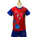 HPA 020115 Spiderman Red Blue