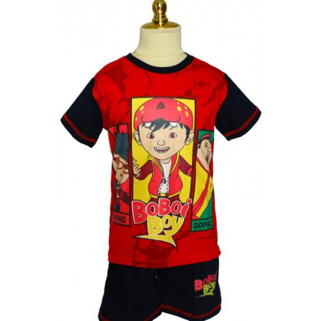 HPA 030215 Boboiboy Red