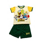 HPA 010216 Spongebob Yellow Green