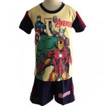 HPA 011217 Avengers Yellow