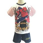 HPA 011017 Spiderman White