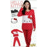 Hello Kitty White Pajamas 16718290