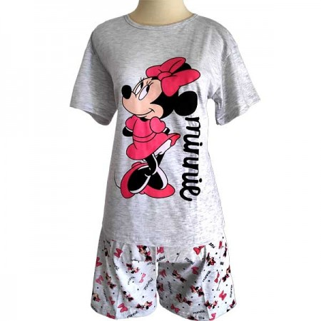 HPS 031218 Minnie Mouse Grey