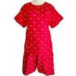HP K 021218 Polkadot Red