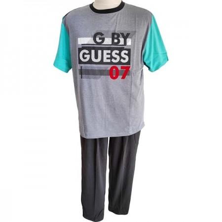 PJ L 030818 Guess Grey