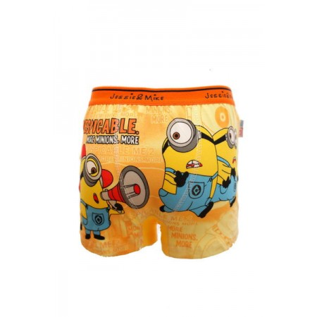Boxer 051113e Minion Yellow