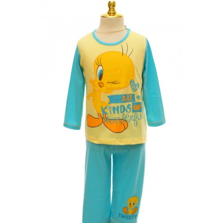 DN PJA 010816 Tweety Yellow Tosca