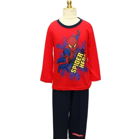 DN PJA 011115 Spiderman Red