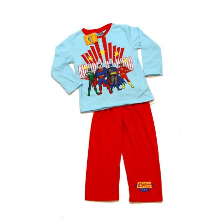 DN PJA 010216 Justice League Blue Red